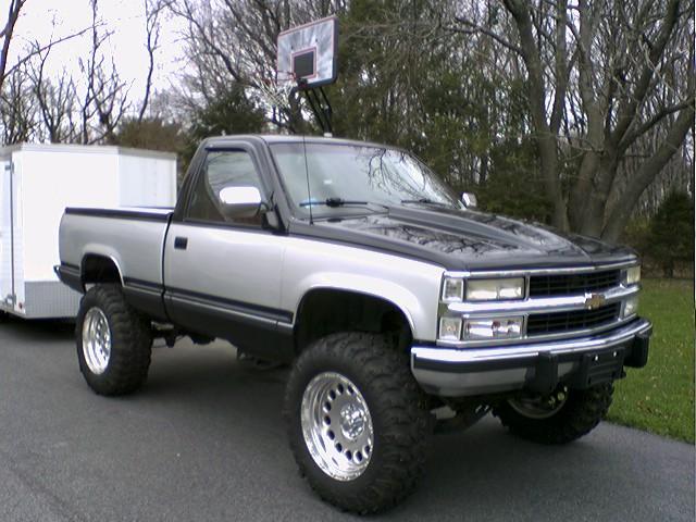 1993 chevy 1500