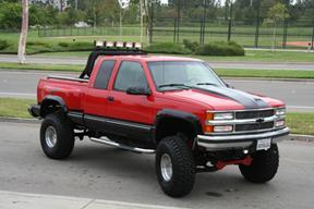 Silverado 1500 1996 Chevrolet Silverado 1500