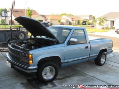 Silverado 1500 1989 Chevrolet Silverado 1500
